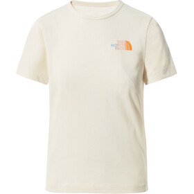 The North Face Himalayan Bottle Source SS Tee Women, vintage white